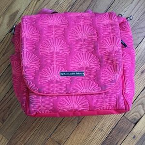 Petunia pickle bottom boxy diaper bag